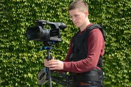 Videokamera, Steadycam