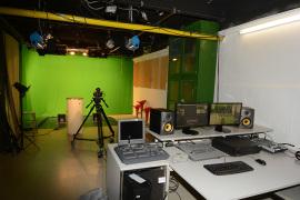 Fernsehstudio, SAEK