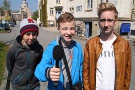 Boy'sDay, Jungen bei Radioumfrage