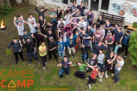 GAMESCAMPUNITED_Gruppenfoto
