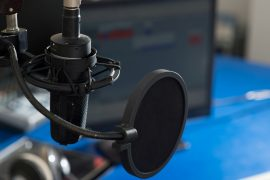 Tonstudio, Mikrofon