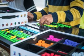 Gamedesign mit Bloxels