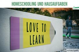 Homeschooling und Hausaufgaben