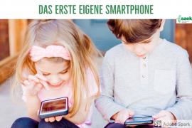 Das erste eigene Smartphone