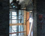 Reaktanz Kraftwerk Mitte Dresden - Lastkran 2