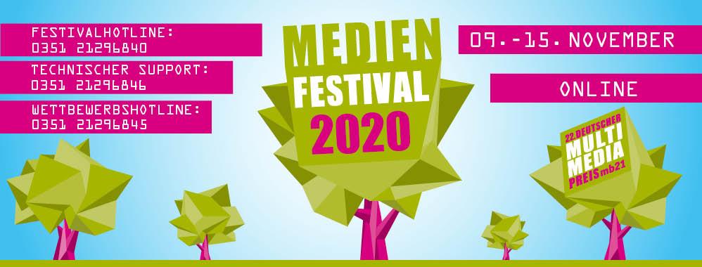Grafik Medienfestival 2020