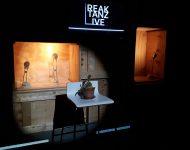 Reaktanz Live - Bühnenbild Teaser
