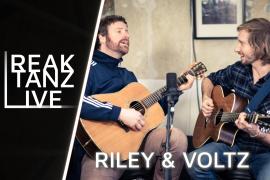 Reaktanz Live mit Riley & Voltz